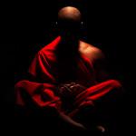 Утренняя гимнастика тибетских лам после пробуждения.