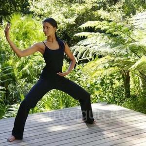Упражнения цигун для нормализации давления - видео