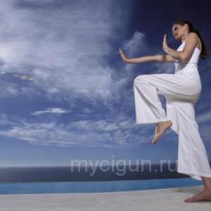 15 минутный комплекс цигуна для долголетия и здоровья - видео урок