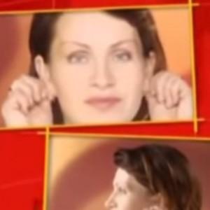 Массаж ушных раковин - видео урок