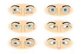 Дополнительные упражнения тибетской гимнастики для глаз при глаукоме - видео уроки
