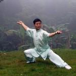 18 форм тайцзи-цигун или гимнастика тайцзицюань для начинающих