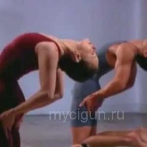 гимнастика тибетских лам Око возрождения - видео упражнения